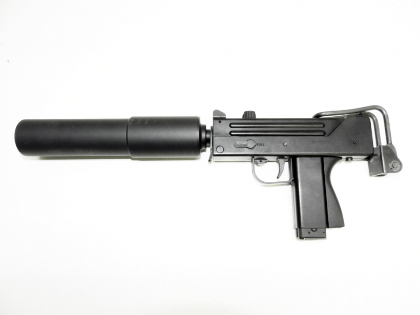 [KSC] M11A1 サイレンサー付 (中古)