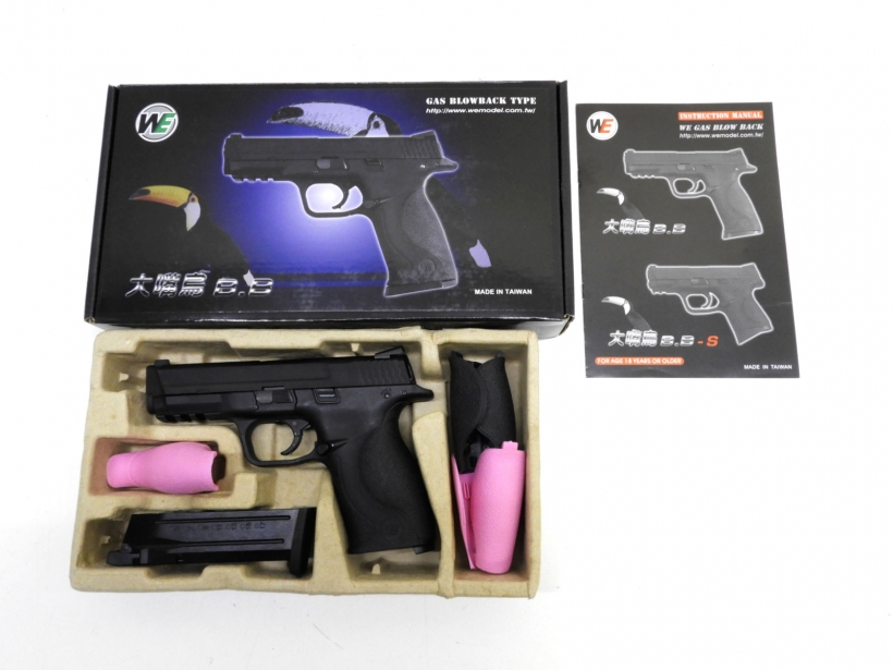 [WE] S&W M&P 9 BK (新品)