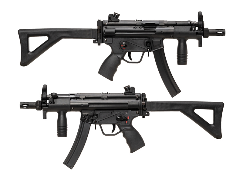 [SRC] MP5K PDW CO2GBB (新品)