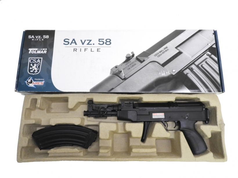 [ARES] Vz58-S アサルトライフル (中古)