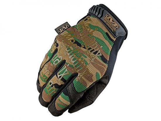 [Mechanix Wear] MG-71 Original Glove 【WOOD LAND CAMO】 (新品取寄)