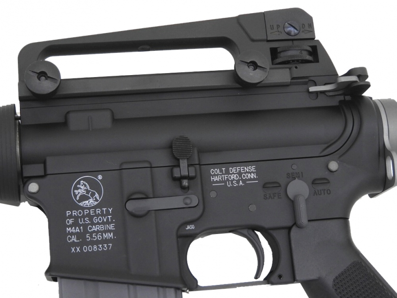 [KSC] M4A1 ver.2 ガスブローバック (中古)