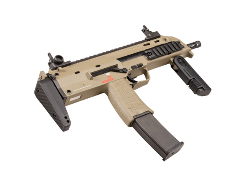 [KSC] NEW MP7A1-II TANカラー (新品取寄)