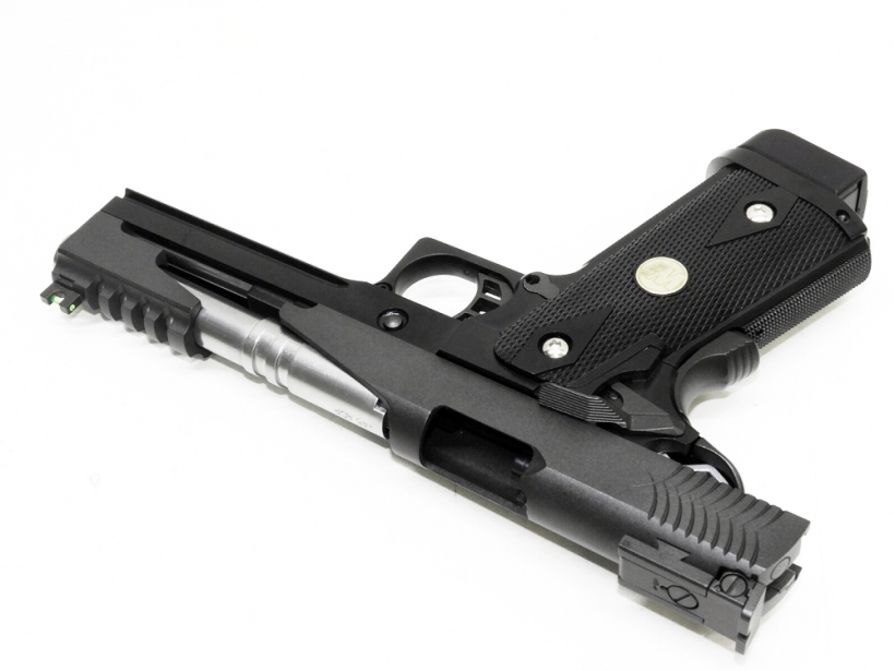 [WE] Hi-Capa 5.1 Dragon B Type BK (中古)