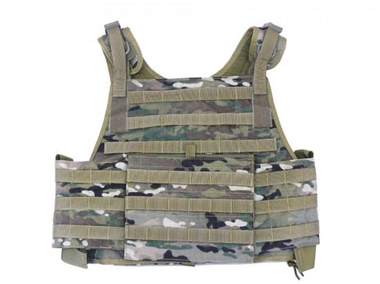 [FLYYE] MOLLE Style PC Plate Carrier MC Mサイズ (中古)