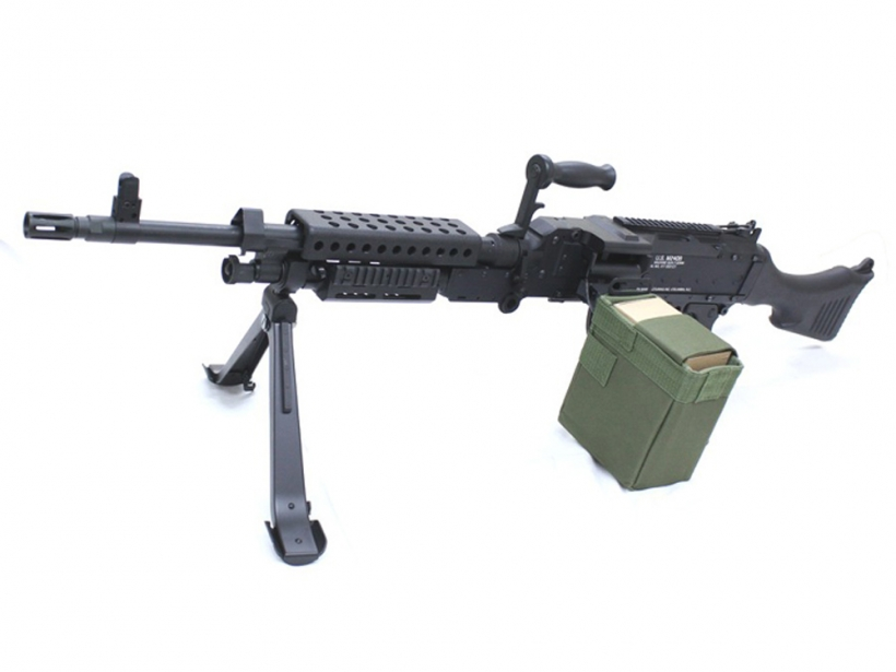 [S&T] M240 MEDIUM MACHINE GUN (新品取寄)