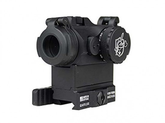 [ACE1 ARMS] Aimpoint Micro T-2タイプレッドドットサイト Special Edition KAC刻印 (新品)