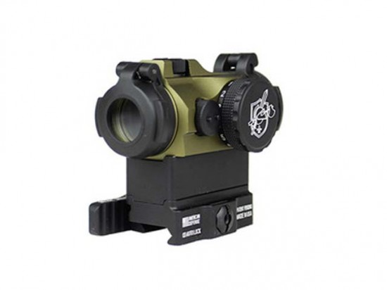 [ACE1 ARMS] Aimpoint Micro T-2タイプレッドドットサイト Special Edition KAC刻印 TANカラー (新品)
